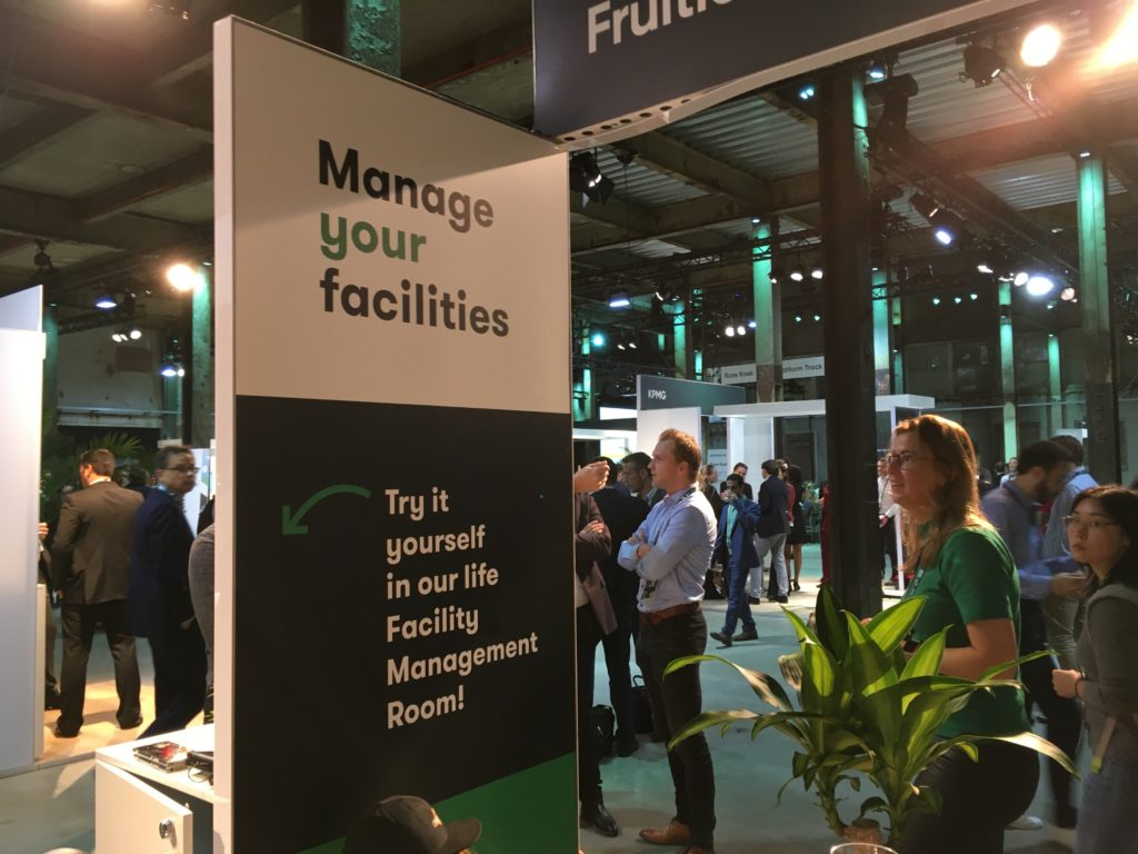 Today it's all about Managing your facilities